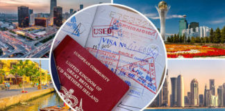 british passport visa free countries 2020