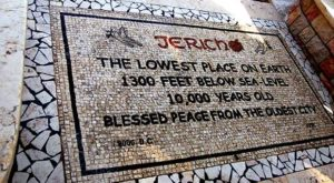 the oldest city on earth jericho