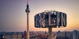 was berlin in east germany