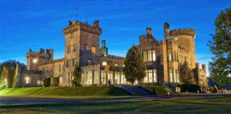 Castles to spend the night in Ireland