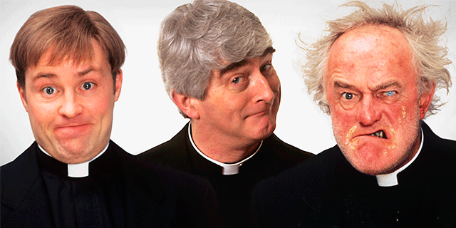 best father ted episodes