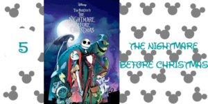 5) The Nightmare Before Christmas (1993)