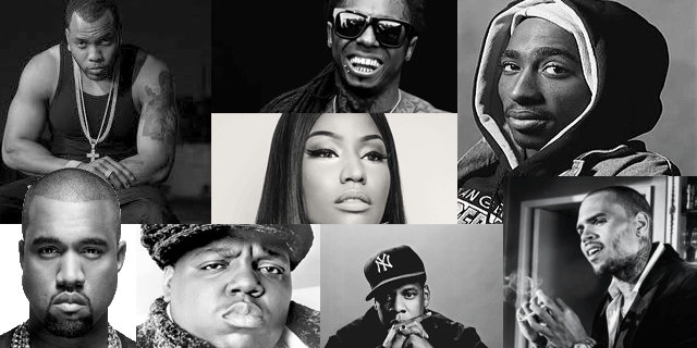 best rappers of all time