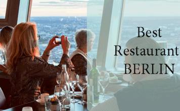 best restaurants berlin