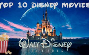 top 10 Disney movies