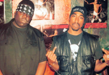 who shot tupac and biggie