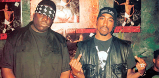 who shot tupac and biggie