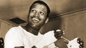 top 10 boxers of all time Sugar Ray Robinson