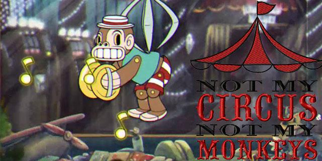 not my circus not my monkeys polish