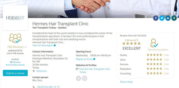 Hermest Hair Transplant Clinic